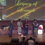 Niladri Kumar,Gino Banks,Satyajit Talwalkar and others being felicitated by SKP & Co Founder,Sudit K Parekh