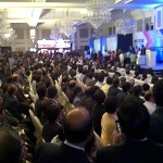 MCX-SX Launch ~ Packed Hall