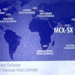 MCX-SX Launch Invite Cover ~ No BSE or NSE !