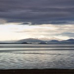 Lake Taupo in North New Zealand