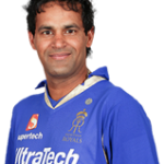Spot Fixing Accused and Arrested Ajit Chandila of IPL Team Rajasthan Royals