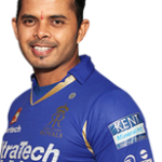 Spot Fixing Accused & Arrested S Sreesanth of IPL Team Rajasthan Royals