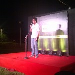 Introducer Comedian Amol Ranadive