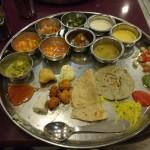 Thaker Bhojnalay's Sumptious Sunday Gujarati Vegetarian Thali